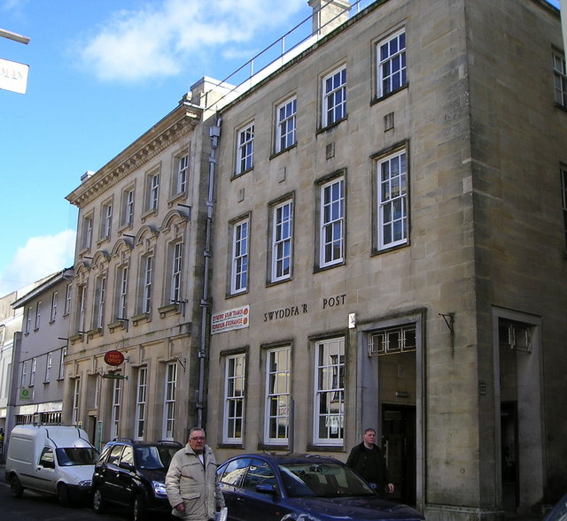 Carmarthen Post Office