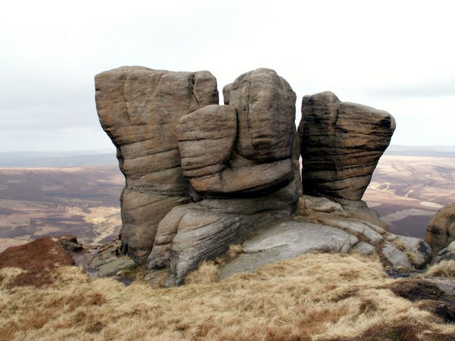 The Boxing Glove Stone