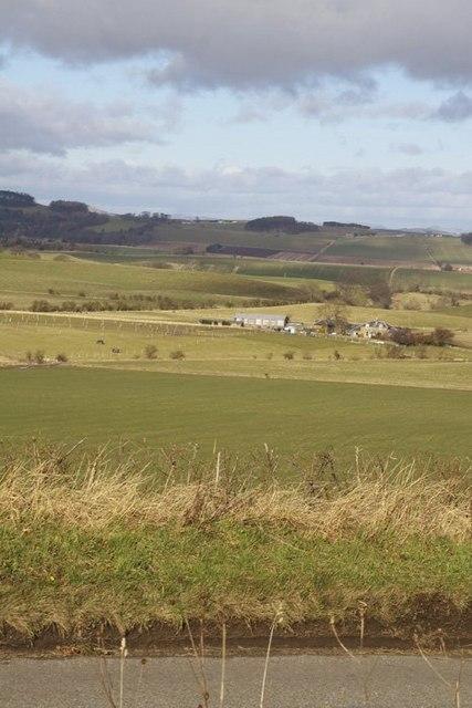 Farmland near Burnside of Cassendilly