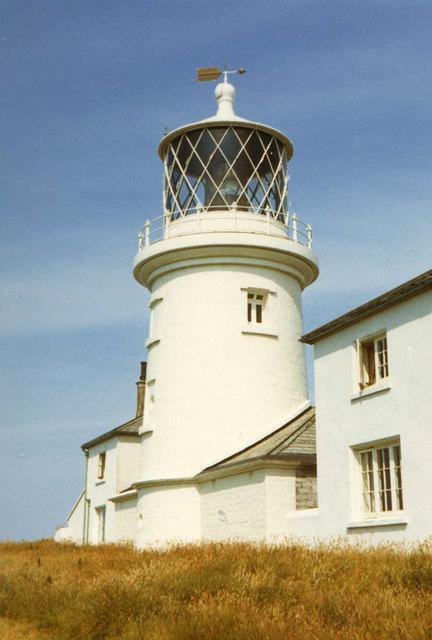 Caldey Island Lighthouse, Pembrokeshire