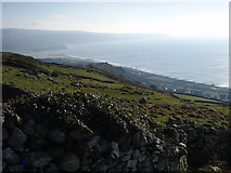SH6017 : Barmouth from the hillside above Llanaber by David Bowen