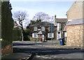 TL3674 : Village centre, Bluntisham by David Kemp