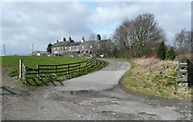 SE1220 : Ridgeview, Pinfold Lane, Fixby by Humphrey Bolton