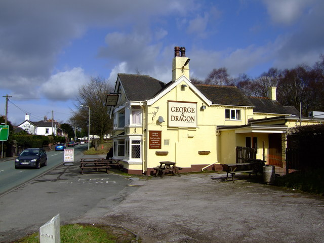 George and Dragon, Rough Close