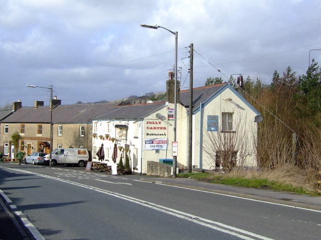 Jolly Carter, Chapel en le Frith
