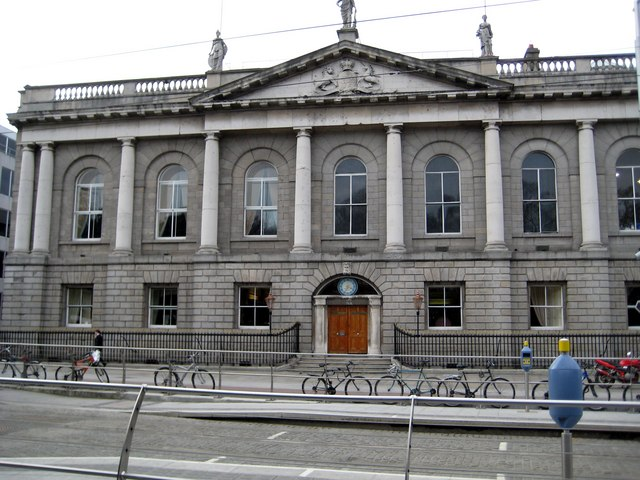 Royal College of Surgeons in Ireland, St. Stephens Green (2)