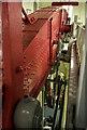 TA0429 : Cornish beam engine, Springhead Pumping Station by Chris Allen