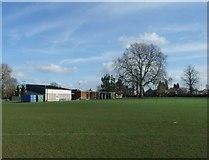 TF6103 : Downham Market Memorial Sports Ground by Martin Pearman
