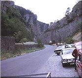 ST4754 : Cheddar Gorge by Trevor Rickard