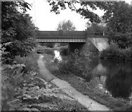 SD8538 : Hodge Bank Bridge 141D, Leeds and Liverpool Canal by Dr Neil Clifton