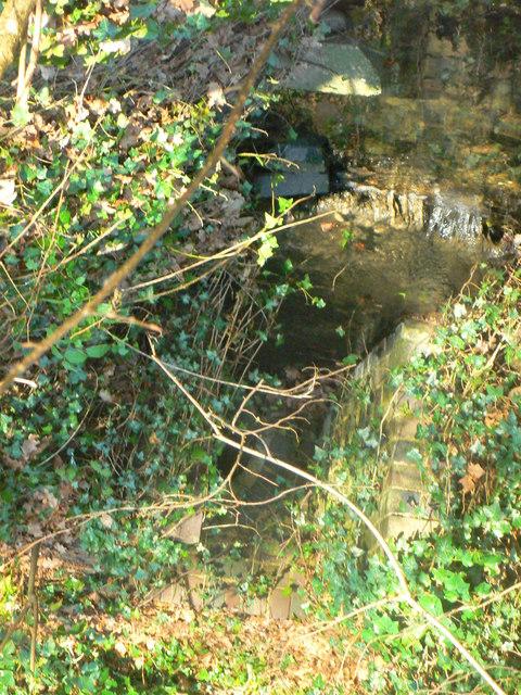 Ditch, Brick Kiln Lane