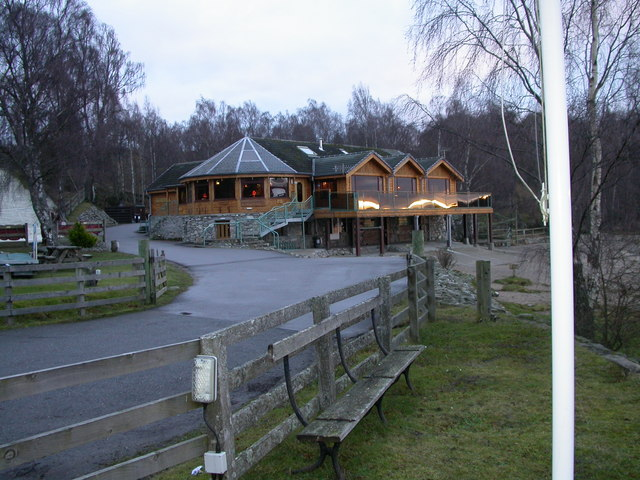 Loch Insh Watersports Centre