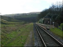 SD7920 : Irwell Vale Station by John H Darch