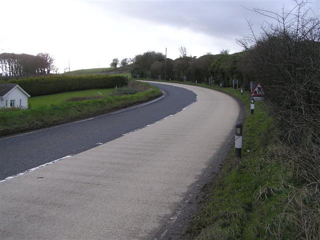 A36 near Moordyke