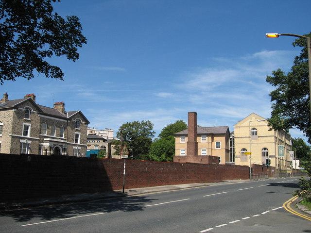 Bellerive School, Ullet Road