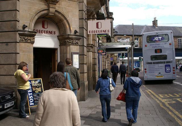Osbournes, Inverness