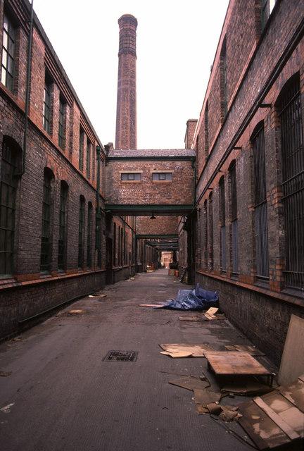 Ogden's Tobacco Factory, Liverpool