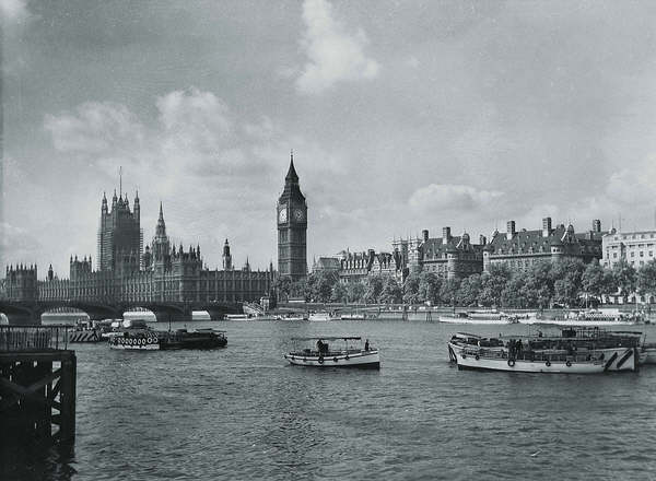 Houses of Parliament 1952