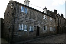 SD9828 : Cloth Hall, Heptonstall by Steve Partridge