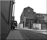SD8913 : Penn Street, Rochdale, Lancashire by Dr Neil Clifton
