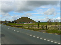 SU1068 : Avebury - Silbury Hill by Chris Talbot