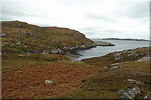 NB9607 : Tanera Beg - Summer Isles by Peter Gamble