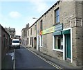 SE1422 : 1 to 5 Ship Street, Brighouse by Humphrey Bolton