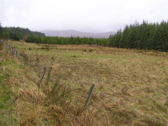 Croaghonagh Townland