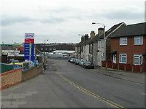 TQ7369 : Charles Street, Strood by Danny P Robinson