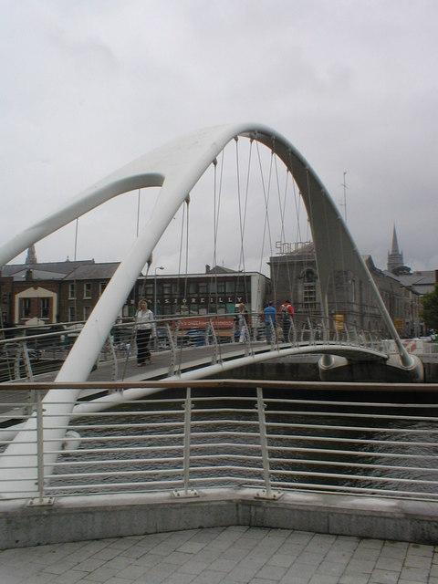 De Lacey Bridge, Drogheda