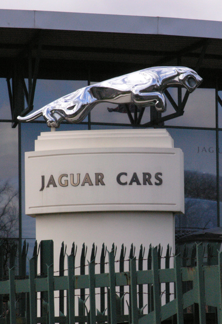Jaguar  statue, Gate 1.