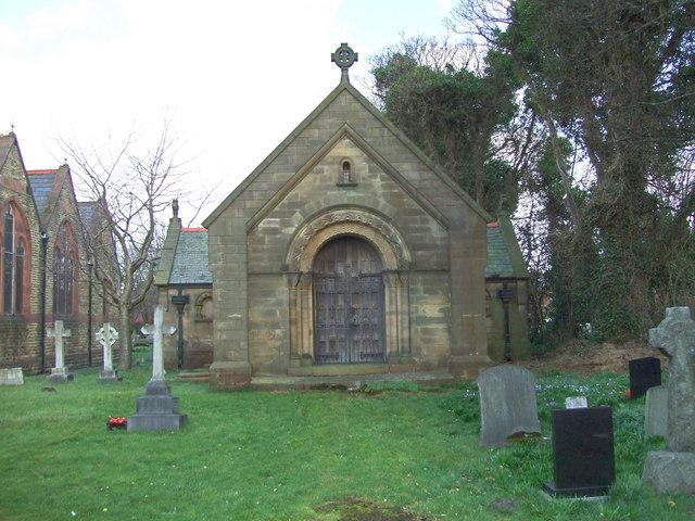 Scarisbrick Mausoleum