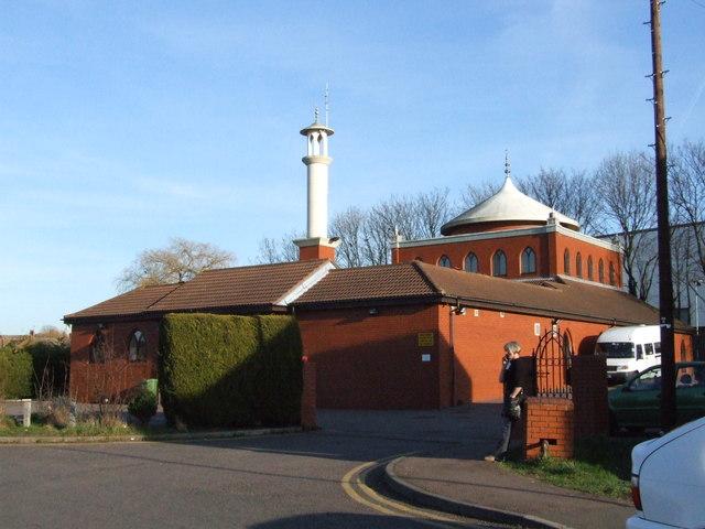 Aylesbury Mosque