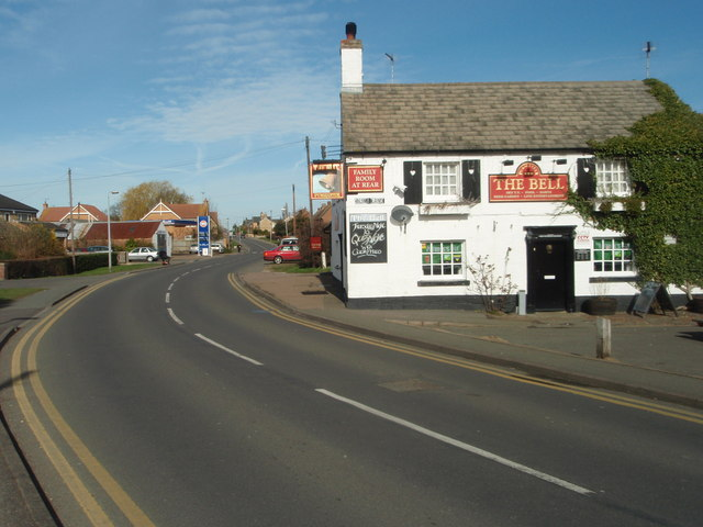 Green End Road, Sawtry
