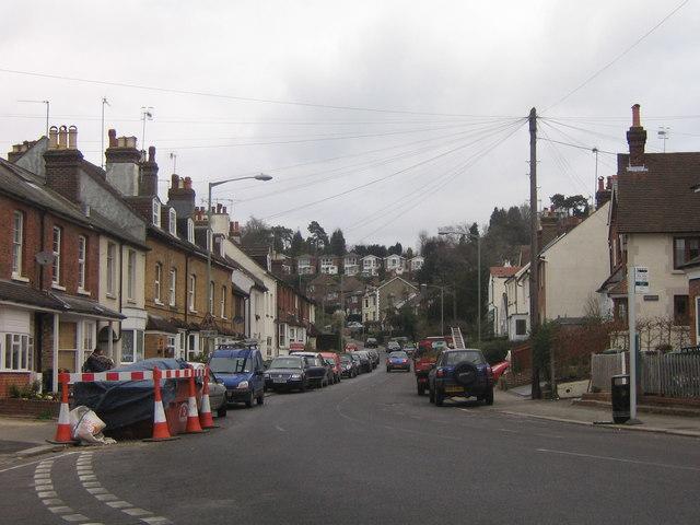 Somerset Road, Meadvale by Ian Capper