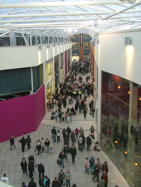 The Eden Shopping Centre