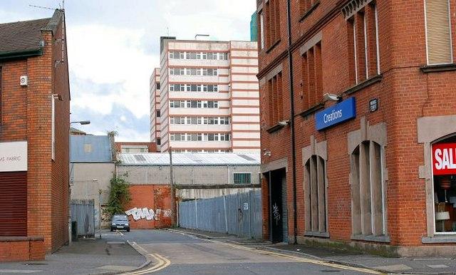 Holmes Street, Belfast