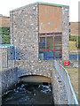 NN5042 : Cashlie power station by Dr Richard Murray