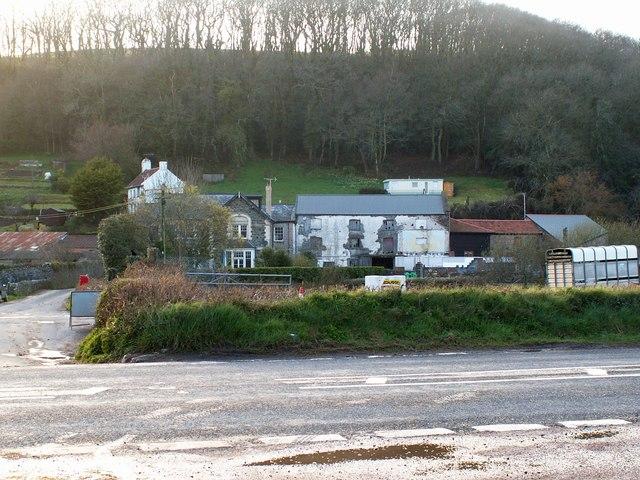 Heddon Mills between Knowle & Ilfracombe