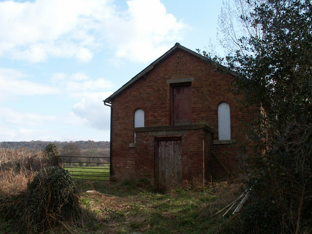 Derelict Chapel near Burwardsley