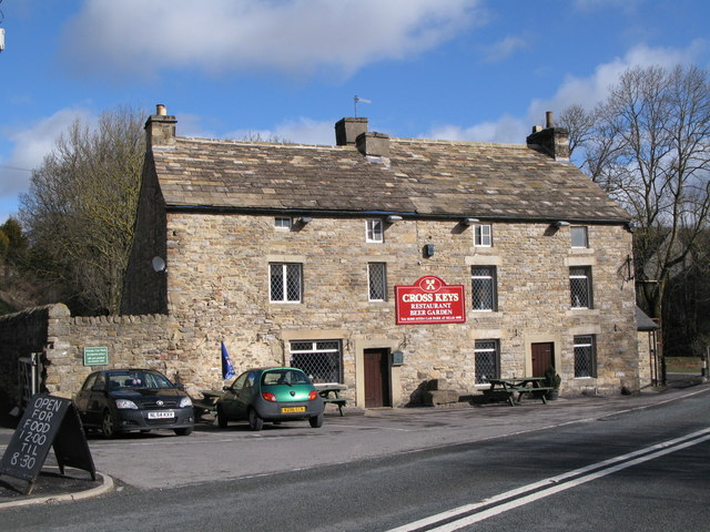 The Cross Keys, Eastgate