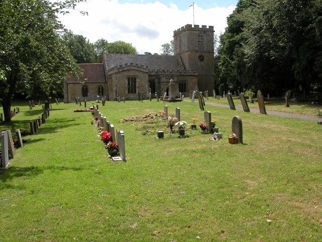Elmley Castle Church