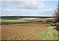ST7355 : 2008 : View from Lippiat Hill by Maurice Pullin