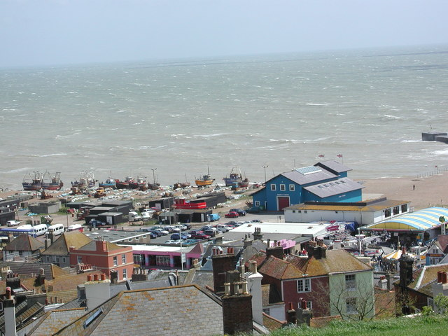 Hastings Lifeboat Station