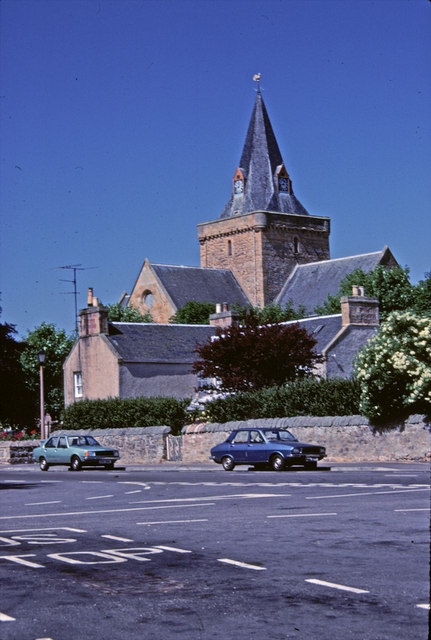 Dornoch Cathedral, Dornoch, Sutherland
