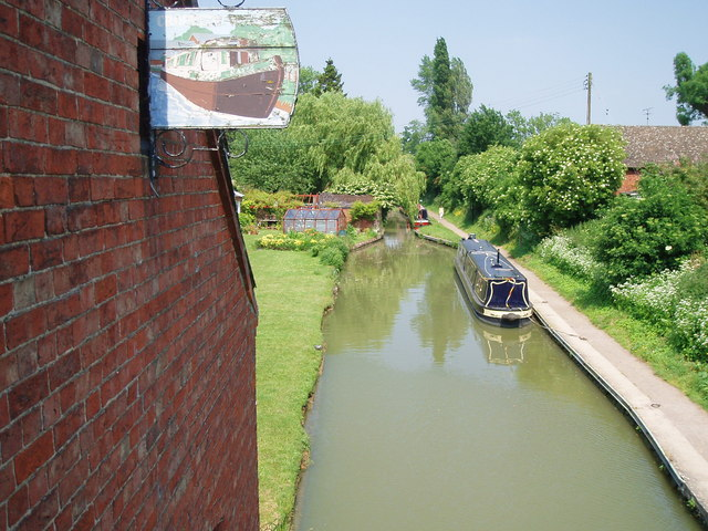 Oxford Canal, Cropredy