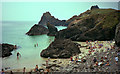 SW6813 : Kynance Cove, Lizard, Cornwall by Dr Neil Clifton