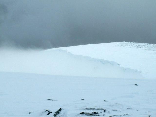 Beinn a' Chaorainn Plateau (Hill of the Rowan)