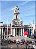 SU6400 : Guildhall square by gordon james brown