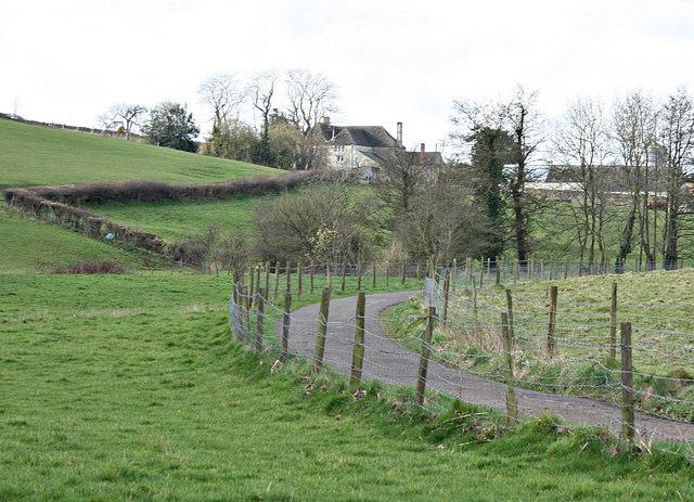 2008 : Lane to Stony Littleton